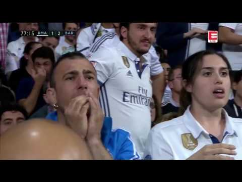 Real Madryt 2-3 FC Barcelona [Liga] [PL]