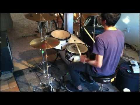 Saosin - Bury Your Head (EP version) Drum Cover