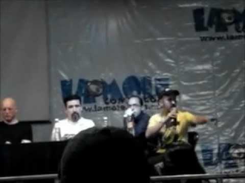 David Finch en México - 31/03/2012
