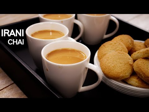 Irani Chai Recipe - How to make Hyderabadi Dum Tea - CookingShooking