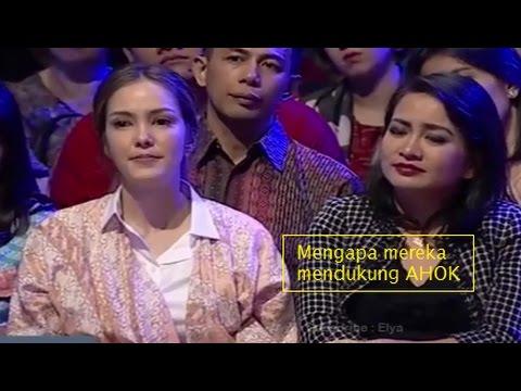 Mengapa Mereka Mendukung AHOK Maju Sebagai Calon Gubernur DKI Jakarta