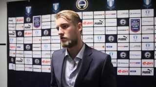 MFFtv: Helander efter förlusten mot IF Elfsborg (2014-10-18)