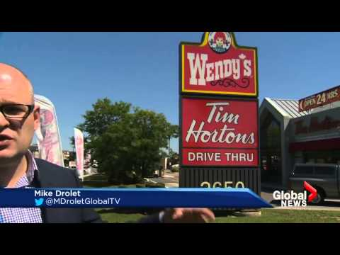 Tim Hortons-Burger King deal