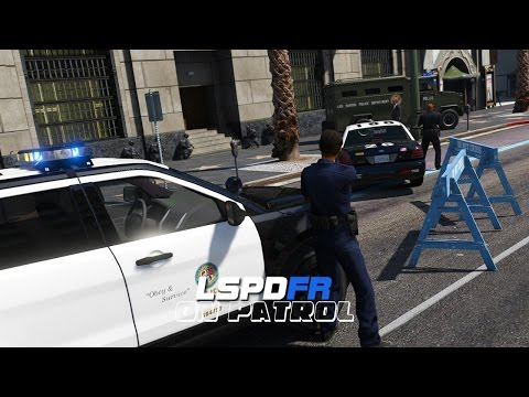 LSPDFR - Day 115 - Pacific Bank Standoff