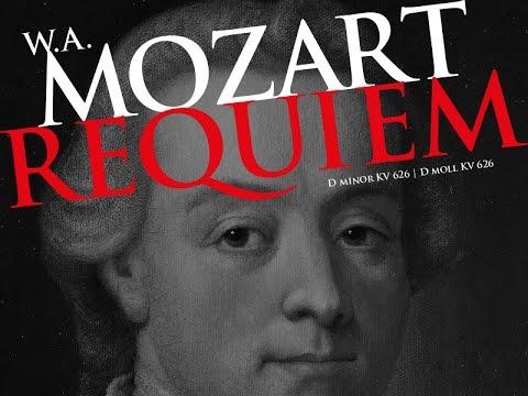W.A.MOZART -  Requiem - Walter Attanasi / Czech Virtuosi/ Brno Chamber Choir