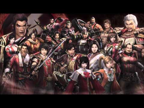 Shin Sangokumusou 7 (Dynasty Warriors 8) OST - Wu - WARM RED V. Crossroads HQ