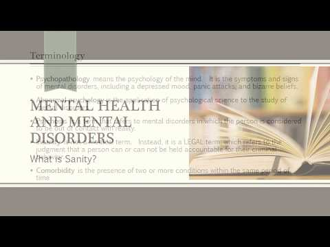 Mental Disorders, The DSM 5, And Suicide