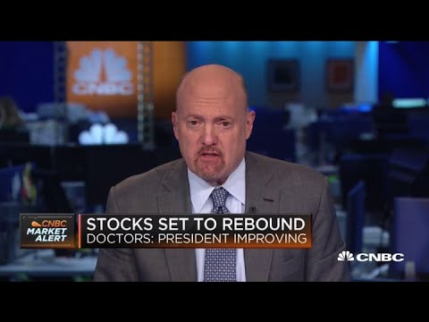 Stock market live updates: Stocks jump, Trump urges for more fiscal ...
