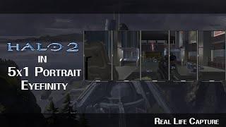 Halo 2 PC Eyefinity 8000x2560