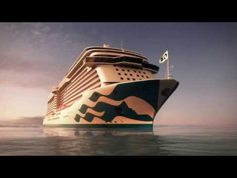 Princess Cruises - Majestic Princess - Digital Frontier