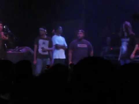 "Download Bones & Fred Durst perform ""Break Stuff"" - LIVE @ The House Of Blues 2014"