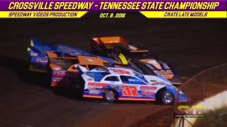 Crossville Speedway Crate Late Model Feature