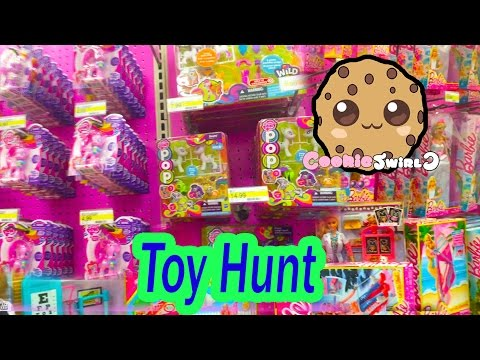 Toy Hunt Cookieswirlc Shopkins Season 2 3 My Little Pony MLP LPS Barbie Doll Disney Frozen Minecraft