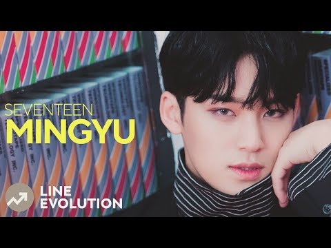 SEVENTEEN - MINGYU (Line Evolution)
