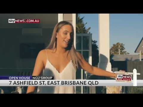 7 Ashfield St East Brisbane - Sky News Real Estate Interview