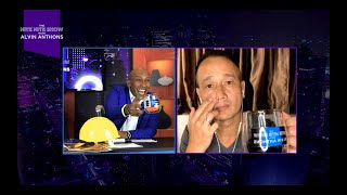 The Nite Nite Show with Alvin Anthons feat. Gurmit Singh - Phua Chu Kang & Near Death Experience