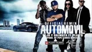 Ñejo & Dalmata Ft Plan B - El Automovil (Preview Official Remix)