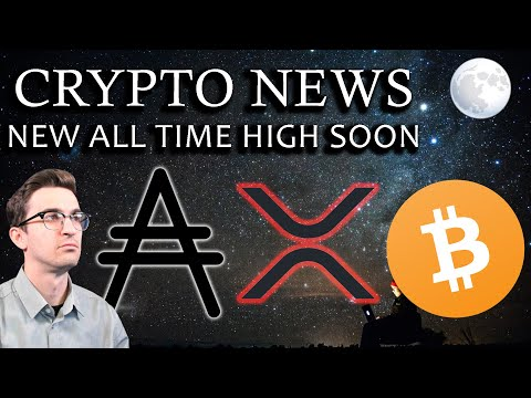 CRYPTO NEWS – $50k BTC, XRP Dumping, Cardano ADA Blast Off Soon?