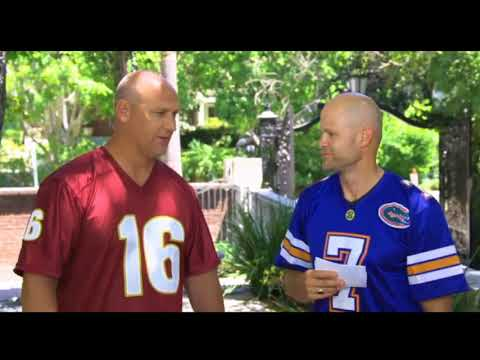 Chris Weinke: The one thing in football he couldn