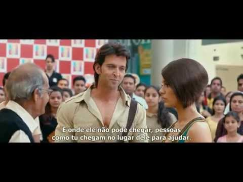 "Dil Tu Hi Bataa -""Krrish 3 Movie"" Legendado Pt HD"