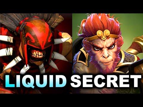 SECRET vs LIQUID - SEMI-FINAL - SL I-LEAGUE 3 MINOR DOTA 2