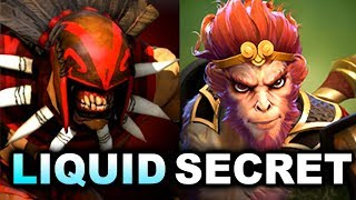 SECRET vs LIQUID - SEMI-FINAL - SL I-LEAGUE 3 MINOR DOTA 2