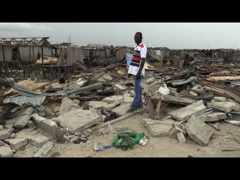 Lagos poor left homeless by ruthless modernisation bid