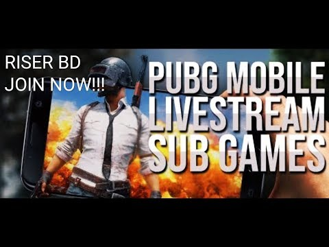 pubg mobile live gaming join now