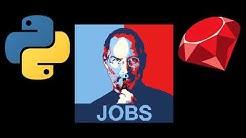 Python Vs. Ruby in 2018