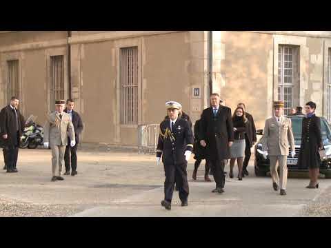 STIRIPESURSE.RO Președintele Klaus Iohannis la Paris