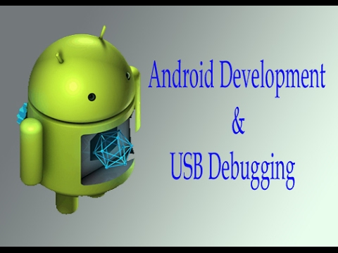 Activate Developer Option  And USB Debugging In All Android