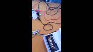 Control de velocidad de un motor universal