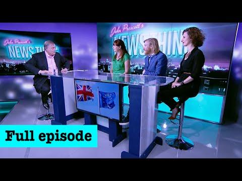 John Prescott hosts News Thing (Full Episode: 4th June 2016) - News Thing