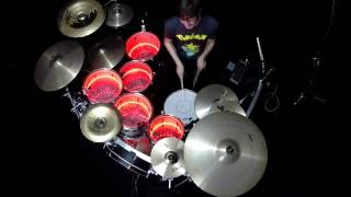blink 182   bored to death   drum cover