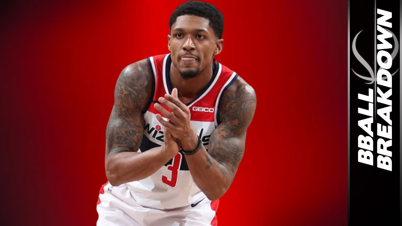Bradley Beal Torching The NBA: How'd You Miss THIS?!