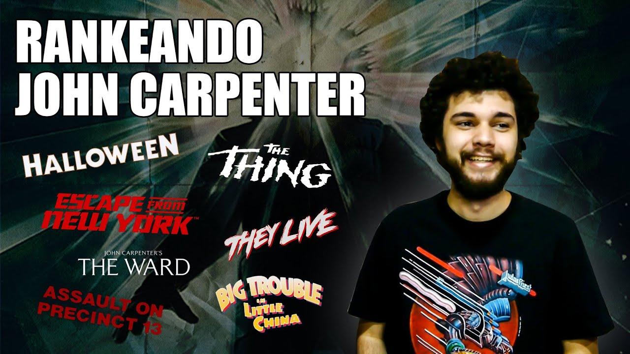 Rankeando: John Carpenter - TRASHEIRA VIOLENTA