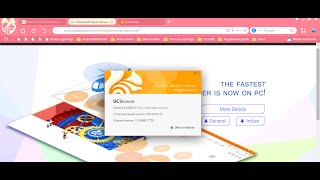 UCBROWSER FOR  PC #UCPCReview  |DOWNLOAD|INSTALL|FIRST RUN|REVIEW|