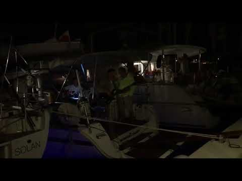 Elektryczne granie na jachcie morskim Croatia - Marina Vis