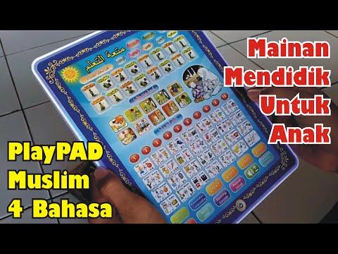 cara-menggunakan-playpad-muslim-terbaru-4-bahasa-|-mainan-mendidik-ipad-anak-muslim