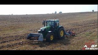 J'essaie ce tracteur de 200 ch pour 20 heures de démo !! #commanpro