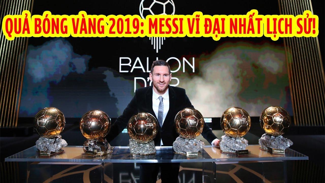 Vượt Ronaldo, Messi giành Quả bóng vàng thứ 6, Cả Thế Giới Nghiêng Mình Thán Phục