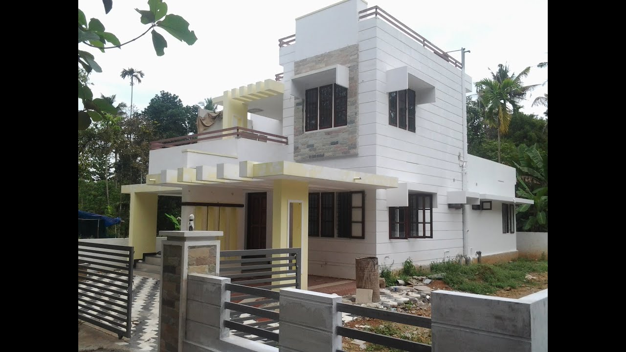 Beautiful House For Sale In Mookkannur, Angamali, Ernakulam, Kerala Near  FISAT   YouTube