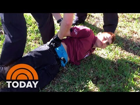 Former Student, Nikolas Cruz, In Custody After Florida School Shooting Leaves 17 Dead | TODAY