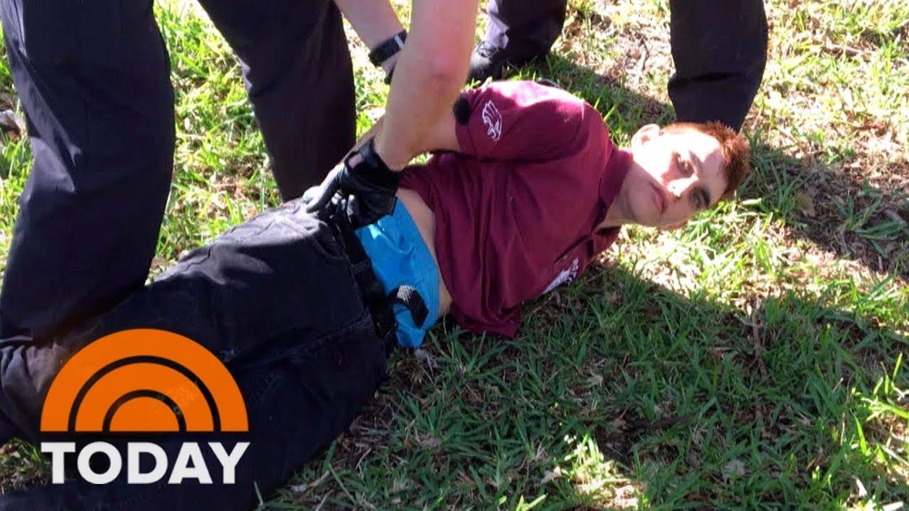 Former Student, Nikolas Cruz, In Custody After Florida School Shooting Leaves 17 Dead   TODAY