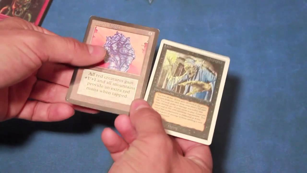 How to make counterfeit magic the gathering cards — photo 2