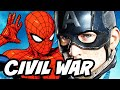 Captain America Civil War Missing Trailer Characters - WTF Spider Man