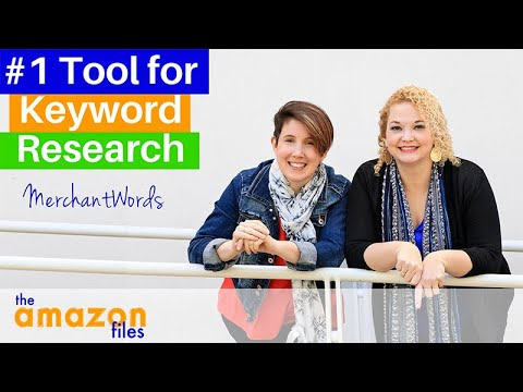 Keyword Research: #1 Tool for Amazon Sellers (MerchantWords)