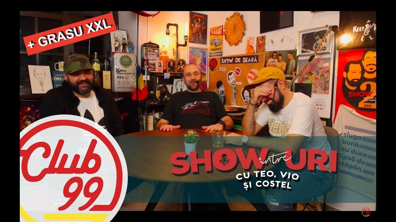 Podcast #233 | Tablă polară cu Grasu XXL | Între showuri cu Teo Vio și Costel