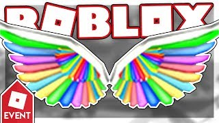 [EVENT] HOW TO GET THE RAINBOW WINGS OF IMAGINATION IN MAKE A CAKE | Roblox