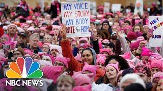 Watch Live: 2019 Women's March rallies across the U.S.